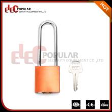 Elecpopular Yueqing OEM Produkte 41mm Lock Körper Lange Schäkel Sicherheit Aluminium Vorhängeschloss
