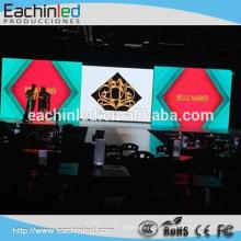 Konzert-Stadiums-Hintergrund führte smd Anzeige ledwall P4 farbenreiche geführte Innenwand