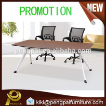 Promotional small oblong discussion table