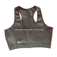 Vente en gros SCR Material Gilet sport sport néoprène pour femmes (SNNV03)