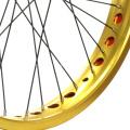 Jante de roue vélo en fibre de carbone 20-24 trous