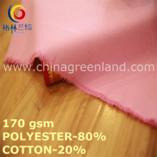 Cotton Polyester Fabric for Garments Industry Work Suit (GLLML449)