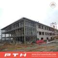 Entrepôt à structure d'acier de grande envergure 2015