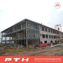 Prefab Customized Steel Structure Warehouse Von Pth