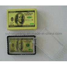 Dollar Playing Card Game Card, Board Game