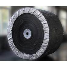 Schwer entflammbar Stahlcord Gummiförderband