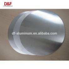 Círculo de alumínio de preço de fábrica para panelas e utensílios 1050 3003