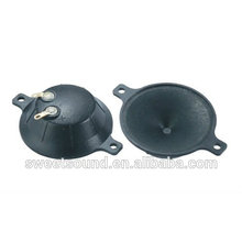 51mm 3v pin type dongguan fábrica piezo tweeter
