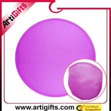 Frisbee de poliéster lindo promocional