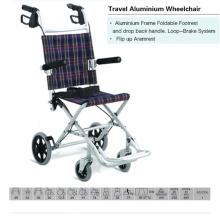 Portable Aluminum Wheelchair Light Weight
