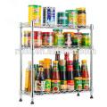 Étagère multifonctionnelle bon marché d'épice de cuisine d'Ikea à vendre, approbation de NSF