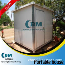 1 room prefabricated small house for guard