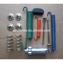 Kit de mola de hardware de reparo de sapata de freio para Ford F450 847