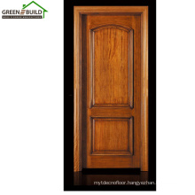Guangzhou Teak Classical wood door designs
