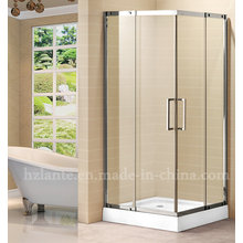 High Quality Square Stainless Steel Shower Enclosure (LTS-033)