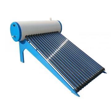 Heat pipe pressurized solar water heater 100L