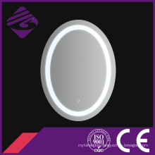 Jnh211 Saso Oval Decorative Illuminated Wall Mirror with Touch Screen