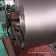 Grade 1.4510 Cold Rolled Stainless Steel Sheet Used for Exhaust Systems