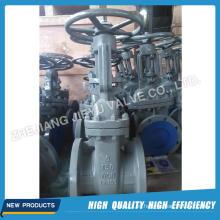 Válvula de compuerta ANSI de 150 lb con brida de acero