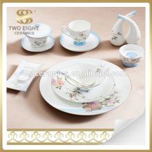 Chaozhou fengxi china porcelana cena conjunto para la venta