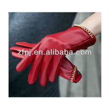 Fashional winter new rouge trend ladies gloves
