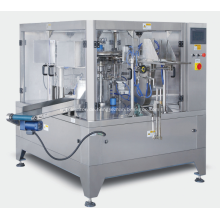 Rotationsverpackungsmaschine für Granulat