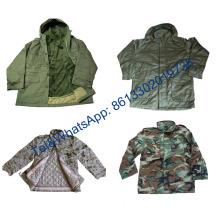 Wholesale Cheap Woodland Camouflage M65 Jacket