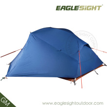 Blue Moutain Tent Fiber Glass Camp Tent Heated Tent One Man Hiking Tent