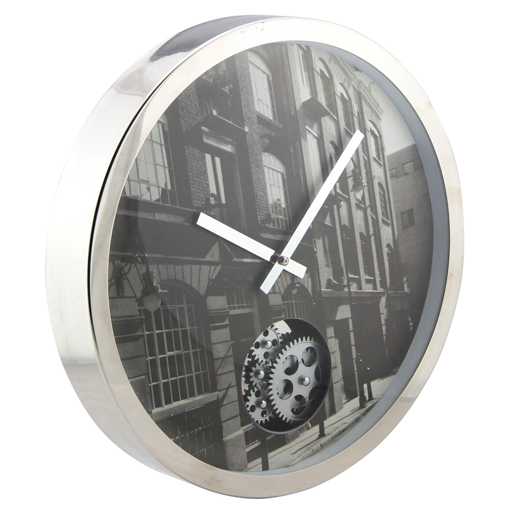 City Hall Wall Clock