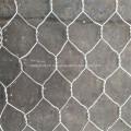 Muestra gratis de pollo galvanizado jaula hexagonal de malla de alambre