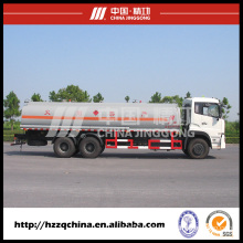 360HP6X4 18500L SUS for Light Diesel Oil Delivery Fuel Tank Transportation (HZZ5255GJY)