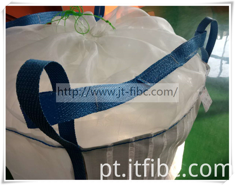 Pp Virgin Fibc Bulk Bag For Firewood