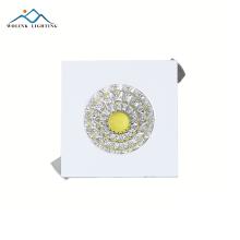 Wolink цвет декоративный утопленный квадрат квадратный светодиодный светильник