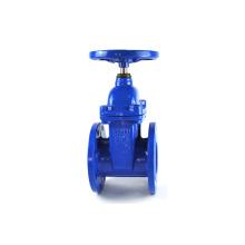 JKTL ductile iron GGG50 Groove type clamp rising stem gate valve