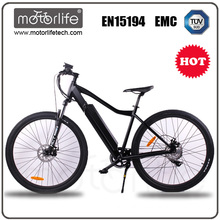 Motorlife /full suspension electric mountain bike Mountain Electric Bicycle, MTB Electric Bike with 14.5ah batteries