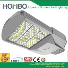 O CE RoHS da alta qualidade conduziu a lâmpada da estrada IP65 a fotocélula LG Chips 90w 120w conduziu a luz de rua