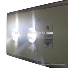 70w llevó la luz de calle solar para el accesorio al aire libre, luz solar con la cámara ocultada