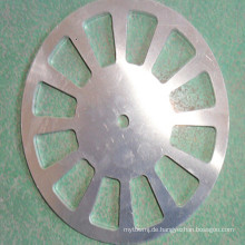 Aluminium Grundplatte für Maschine