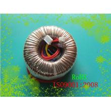 Transformateur de puissance toroïdal de 220V à 110V RoHS