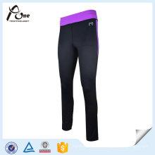 Mulheres de secagem rápida Atacado Esporte Leggings
