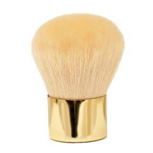 Brosse à visage Brosse Kabuki dans la Ferrule d'or