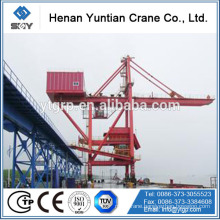 GRAB BUCKET LOADER& SHIP UNLOADER CRANE WITH JIS STANDARD