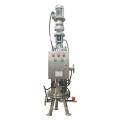 Automático de lavado automático Self Cleaning filtro de agua de cartucho de acero inoxidable