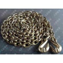 Transport de chaîne avec crochet de montage