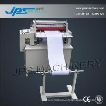 Papier siliconé, papier de support, machine de découpage de papier