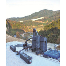 Large Capacity Container Asphalt Mixing Plant