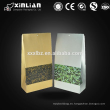 Bolsa de papel de Kraft de los fabricantes de bolsas de papel kraft