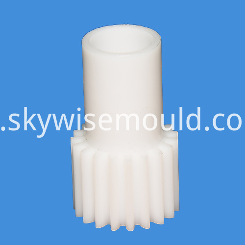 Injection Molded Plastic Wheel Gear