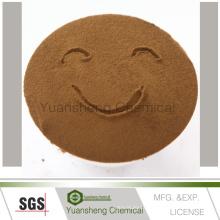 Lignosulfonato de sódio (agente redutor de água) / Lignossulfonato de sódio