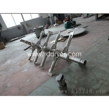 Vacuum Harrow Blade Drier